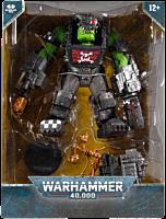 """Warhammer 40,000 - Ork Big Mek MegaFig 7"""" Scale Action Figure"""