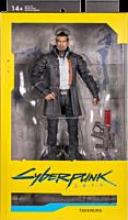 "Cyberpunk 2077 - Takemura 7"" Action Figure"