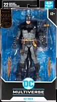 "Batman - Batman DC Multiverse Gold Label Collection 7"" Action Figure by Todd McFarlane"
