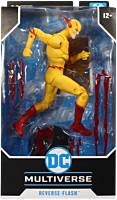 "The Flash - Reverse-Flash DC Multiverse 7"" Scale Action Figure"