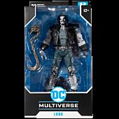"""Lobo - Lobo DC Rebirth DC Multiverse 7"""" Scale Action Figure"""