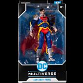 "Infinite Crisis - Superboy-Prime DC Multiverse 7"" Scale Action Figure"