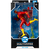"""Superman: The Animated Series - The Flash DC Multiverse 7"""" Scale Action Figure"""