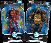 "Injustice 2 - The Flash & Gorilla Grodd 7"" Action Figure Assortment (Set of 2)"