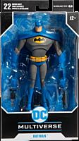 """Batman: The Animated Series - Batman Blue Variant DC Multiverse 7"""" Action Figure"""