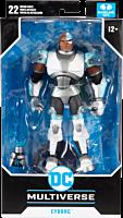 "Teen Titans (2003) - Cyborg DC Multiverse 7"" Action Figure"
