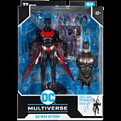 """Batman Beyond - Batman (Batman: Futures End Build-A-Figure) DC Multiverse 7"""" Scale Action Figure"""