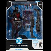 """Batman Beyond - Batwoman (Batman: Futures End Build-A-Figure) DC Multiverse 7"""" Scale Action Figure"""