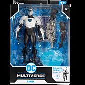 """Batman Beyond - Shriek (Batman: Futures End Build-A-Figure) DC Multiverse 7"""" Scale Action Figure"""