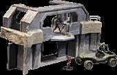 Halo - Series 1 Turret and Warthog Micro Ops Box Set