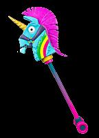 Fortnite - Rainbow Smash Harvesting Tool 1:1 Scale Life-Size Replica
