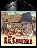 The Big Gundown - Original Motion Picture Soundtrack 2xLP Vinyl Record