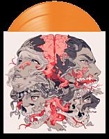 Castlevania III: Dracula's Curse - Original Video Game Soundtrack by Konami Kukeiha Club 2xLP Vinyl Record (Translucent Orange Coloured Vinyl)