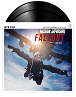 Mission: Impossible - Fallout - Music From the Original Motion Picture Soundtrack by Lorne Balfe 2xLP Vinyl Record