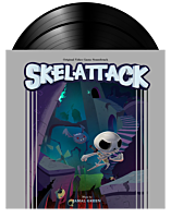 Skelattack - Original Video Game Soundtrack by Jamal Green 2xLP Vinyl Record