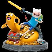 "Adventure Time - Jake & Finn 8"" Statue"