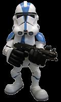 Star Wars - Deformed Clone Trooper