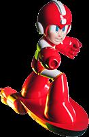 """Item 2 Megaman 13"""" Statue"""