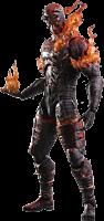 "Metal Gear Solid V: The Phantom Pain - Man On Fire Play Arts Kai 12"" Action Figure Main Image"