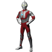 Ultraman - Ultraman One:12 Collective 1/12th Scale Action Figure