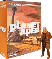 Planet of the Apes - Dr Zaius (1968) One:12 Collective 1/12th Scale Action Figure
