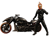 Ghost Rider - Ghost Rider & Hell Cycle One:12 Collective 1/12th Scale Action Figure