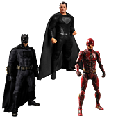 Zack Snyder's Justice League (2021) - Batman, Superman & The Flash Deluxe 1/12th Scale Action Figure Box Set