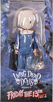 """Living Dead Dolls - Friday the 13th Part 2 Jason Voorhees Deluxe 10"""" Doll"""
