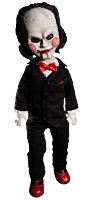 """LDD Presents - Saw Billy the Puppet 10"""" Living Dead Doll"""