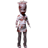 "LDD Presents - Silent Hill 2 Bubble Head Nurse 10"" Living Dead Doll"