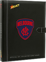 AFL Football - 2021 Select AFL Melbourne Club Logo Album