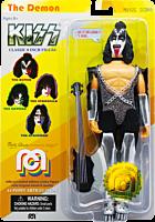 """KISS - The Demon 8"""" Mego Action Figure"""