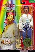 "Jimi Hendrix - Jimi Hendrix 8"" Mego Action Figure"