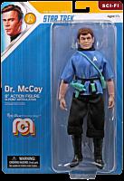 """Star Trek - Dr. McCoy 8"""" Mego Action Figure"""