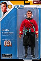 "Star Trek - Scotty 8"" Mego Action Figure"