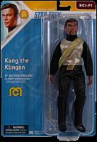 "Star Trek - Kang the Klingon 8"" Mego Action Figure"