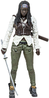"The Walking Dead -  TV Series - Michonne 5"" Action figure (Series 7)"