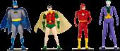 DC Super Powers Micro Figure Assortment - Main Image