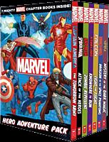Marvel - Hero Adventure Pack Box Set Paperback (Slipcase Set of 7 Volumes)