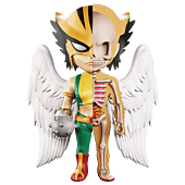 """Justice League of America - Hawkgirl XXRay 4"""" Vinyl Figure by Jason"""