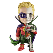 "Justice League of America - Golden Age Green Lantern XXRay 4"" Vinyl Figure by Jason Freeny"