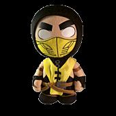 "Mortal Kombat - Scorpion 8"" Plush"