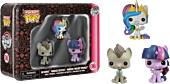 My Little Pony - Whooves, Celestia and Twilight Sparkle Pocket Pops 3-Pack Tin Main Image