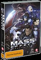 Mass Effect - Paragon Lost DVD