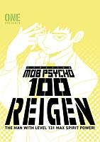 Mob Psycho 100 - Reigen Manga Paperback Book