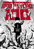 Mob Psycho 100 - Volume 01 Manga Paperback Book