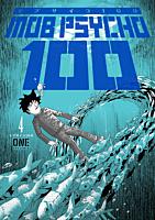 Mob Psycho 100 - Volume 04 Manga Paperback Book