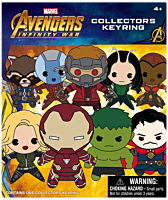 Avengers 3: Infinity War - Series 1 3D Figural Blind Bag Keychain (Single Unit)