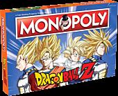 Monopoly - Dragon Ball Z Edition