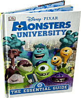 Monsters University - The Essential Guide HC (Hardcover Book)
